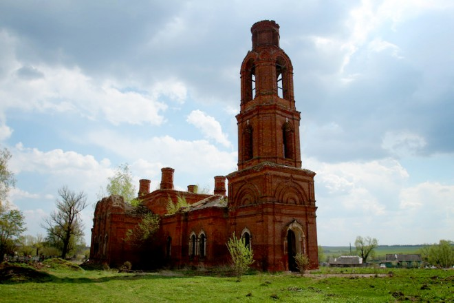 Церковь Космы и Дамиана. Фото