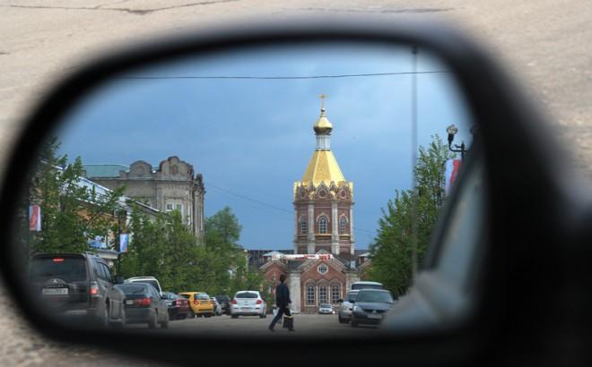 Касимов. Фото