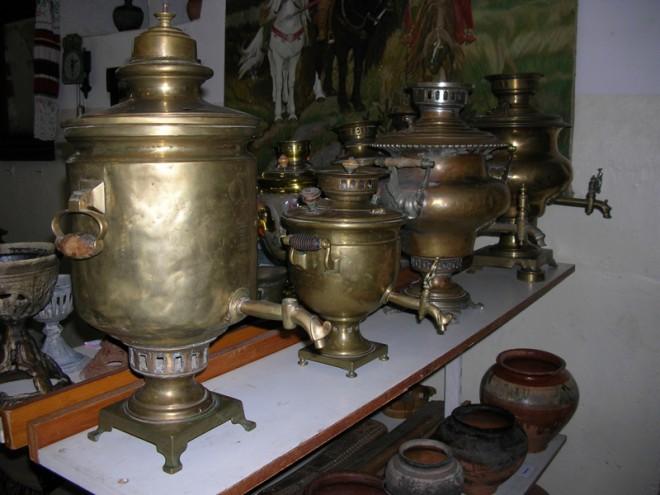 Кадомский краеведческий музей. Фото