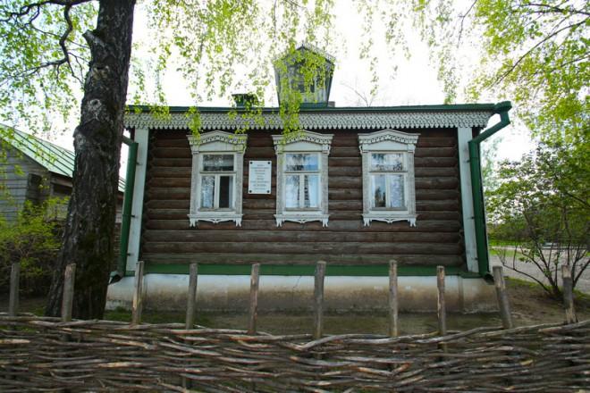 Музей-заповедник Сергея Есенина. Фото