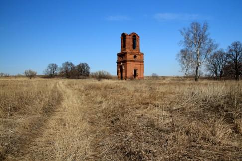 Введенская церковь в селе Чулково_2