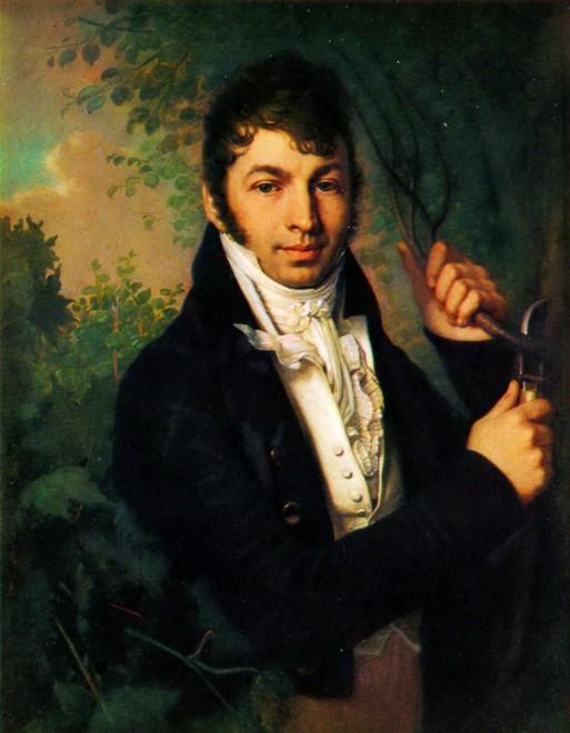 Дубовицкий Александр Петрович картина В.Боровиковского