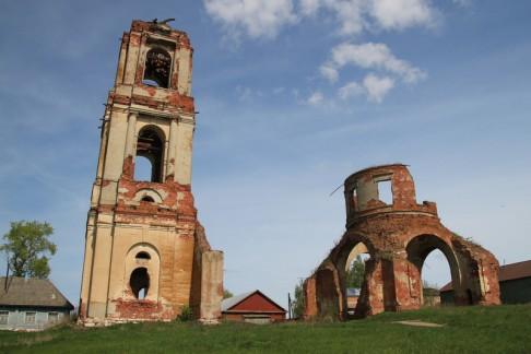 Лесное Конобеево_Казанская церковь_1