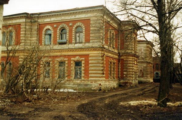 Усадьба Смельского. Фото