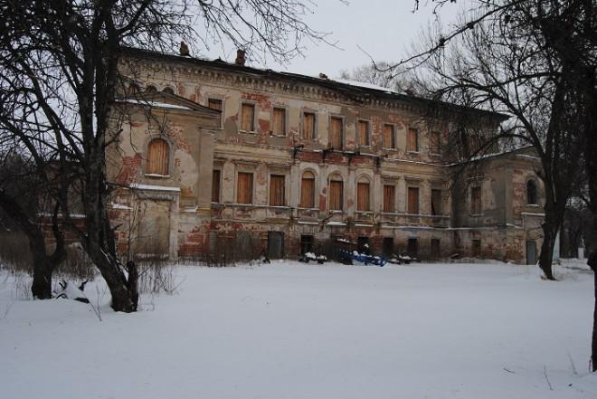 Усадьба Дубовицких-Мерхелевичей. Фото