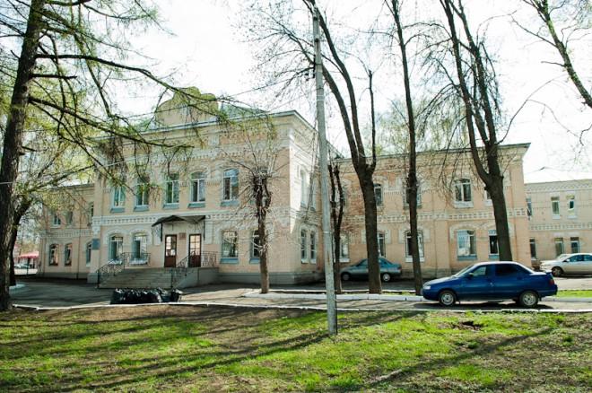 Александровская семинария. Фото