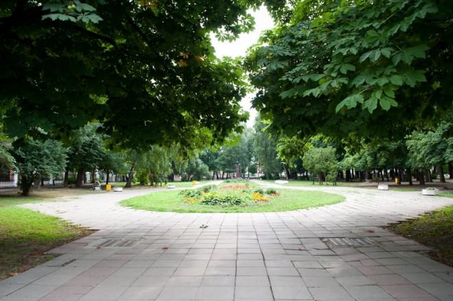 Наташин парк. Фото