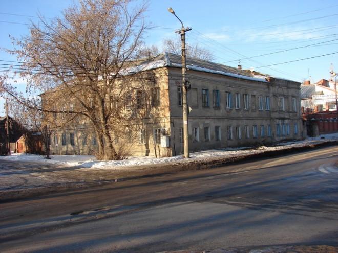Дашковская богадельня. Фото
