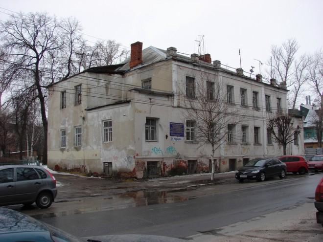 Женский учительский институт. Фото