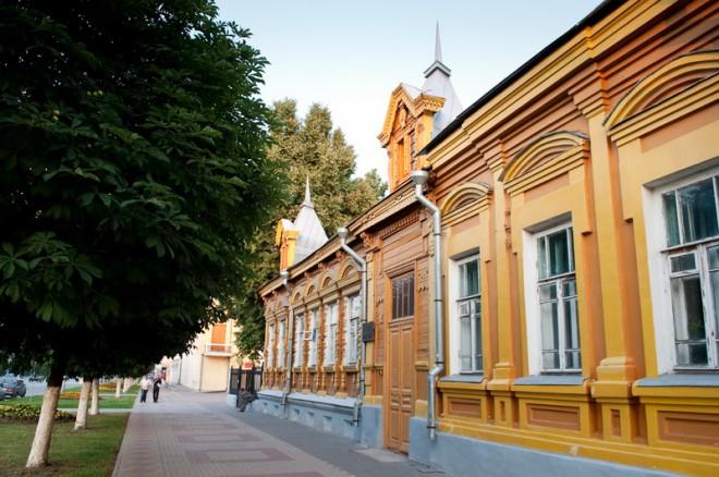 Дом Селиванова. Фото