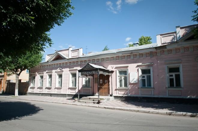 Дом губернатора. Фото
