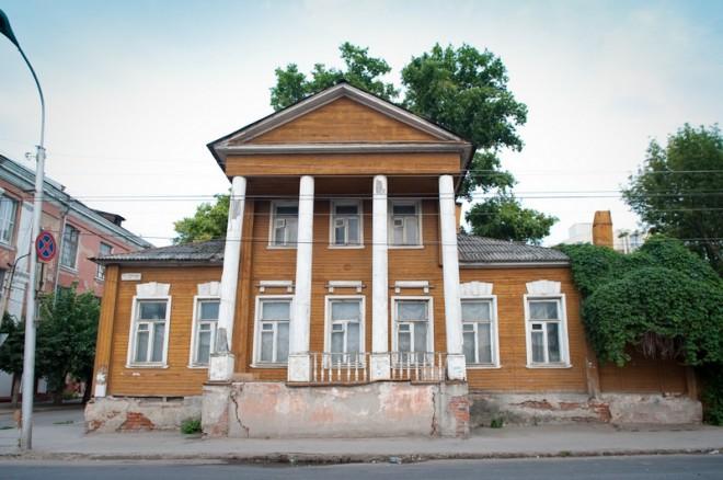 Усадьба Херасковых. Фото