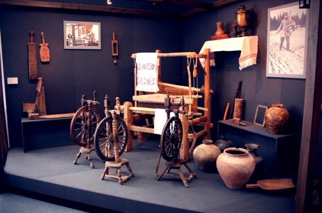 Елатомский краеведческий музей. Фото