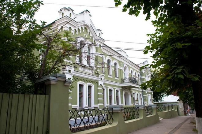 Богадельня Титовых. Фото