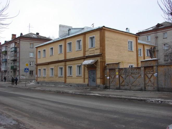 Губернская канцелярия. Фото