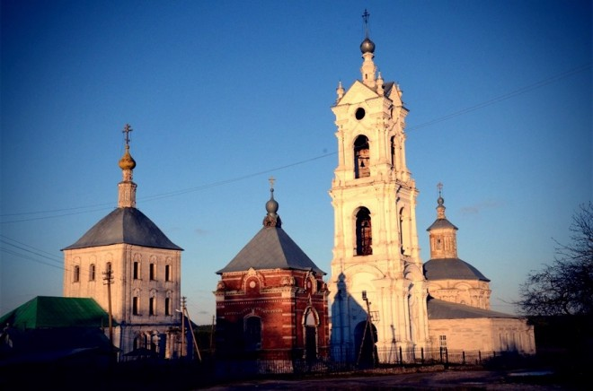 Гусевский погост. Фото
