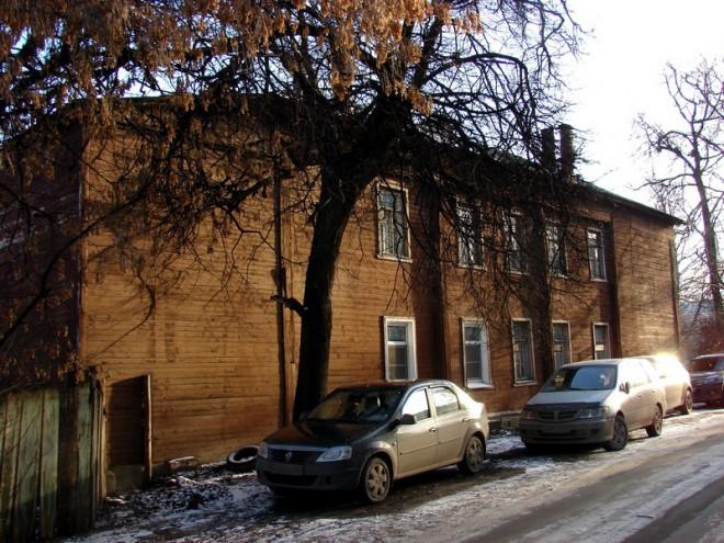 Дом Еропкиной. Фото