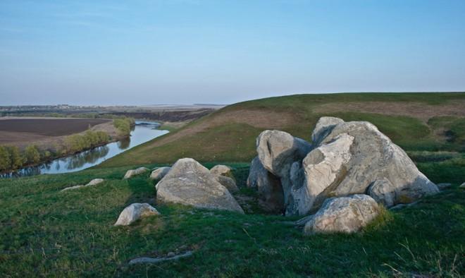 Камень Кудеяра. Фото