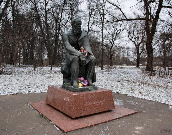 Усадьба Достоевских. Фото