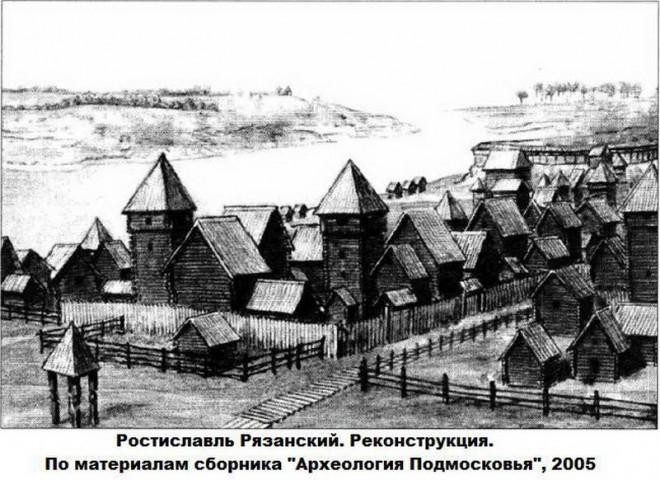Озерский район - Ростиславль - 3