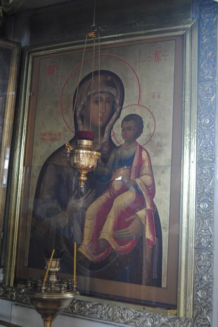 икона в Спасске