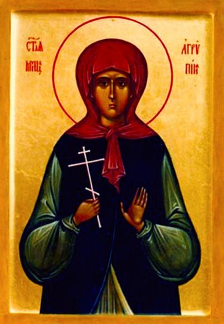 мученица Аграфена