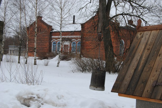 Усадьба Титовых. Фото