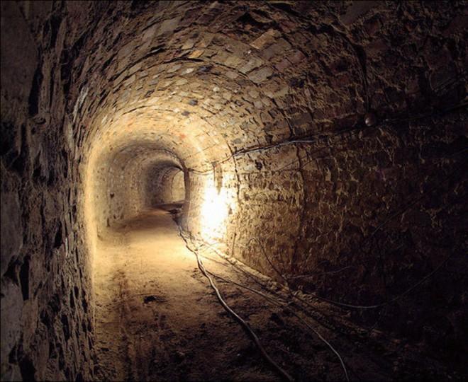 Лебедянь - туннель метро Леонида Мулярчика