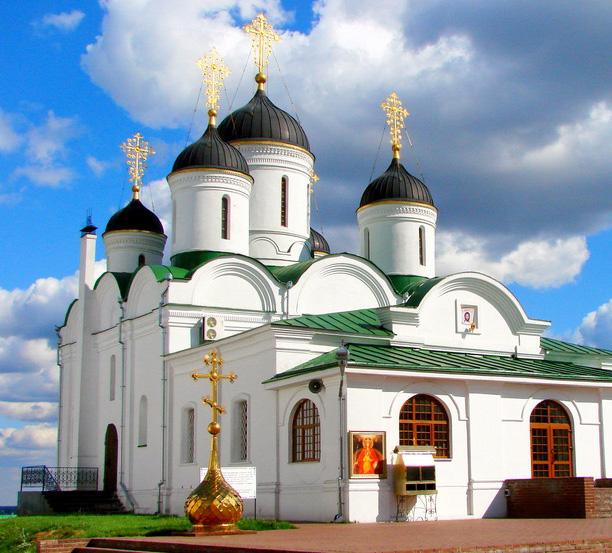 Муром - Преображенский собор