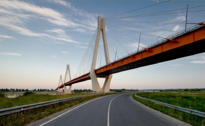 Муром - новый мост через Оку