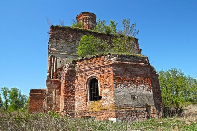 Храм Константина и Елены. Фото