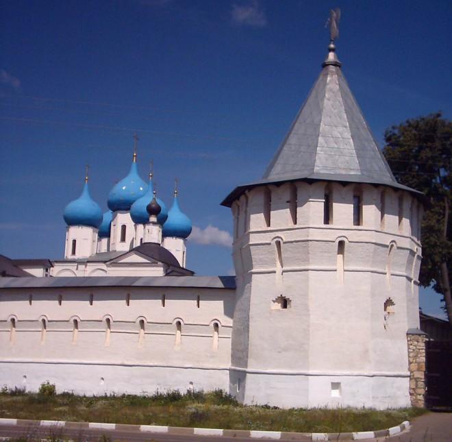 Серпухов - Высоцкий монастырь