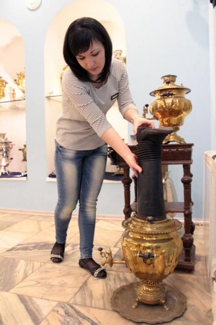 13 - музей самоваров