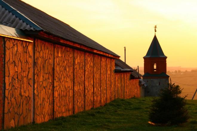Свято-Покровский монастырь. Фото