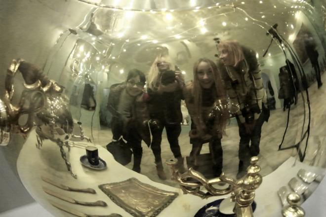 Музей самоваров. Фото