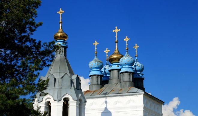 Покровская церковь в Путятино - 2