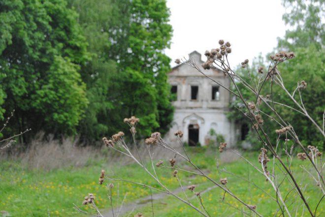 Усадьба Гагариных. Фото
