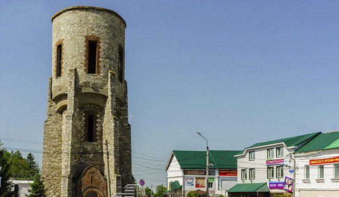 Каширская водонапорная башня