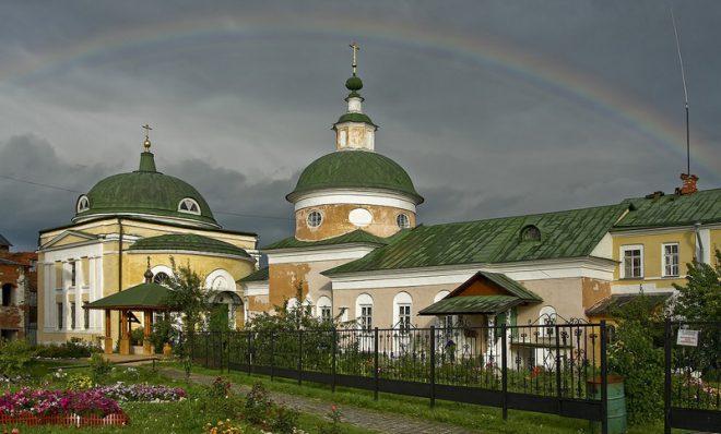 Каширский Белопесоцкий монастырь