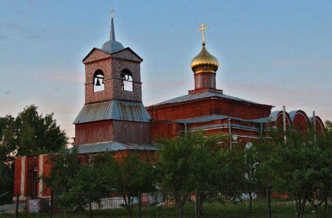 Храм Рождества Богородицы. Фото