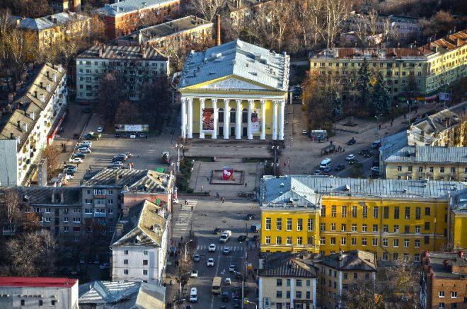 Площадь Ямской заставы. Фото