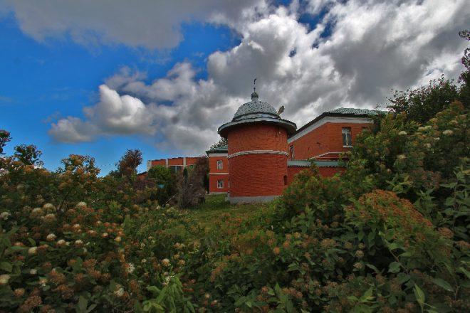 Троицкий мужской монастырь. Фото